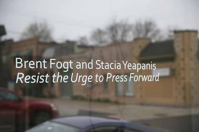 Resist the Urge to Press Forward