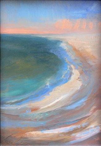 """'La Mer"""", study 2"""