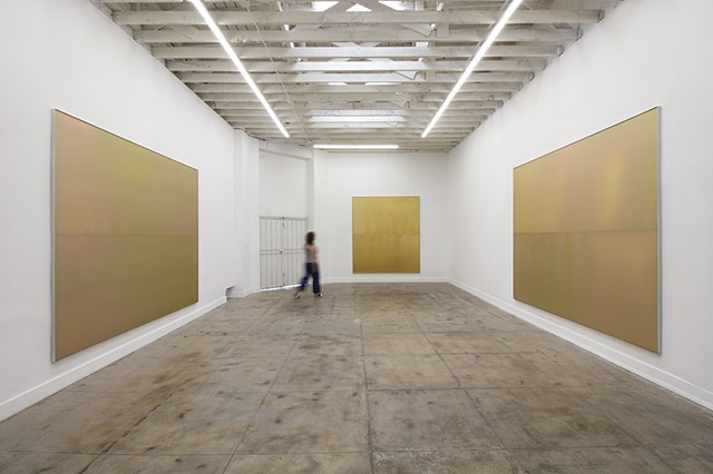 'Felled Forms' installation view at Ochi Projects Los Angeles, CA