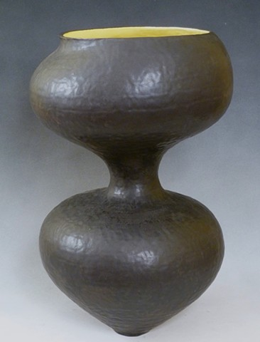 contemporary ceramic art, abstract ceramic sculpture