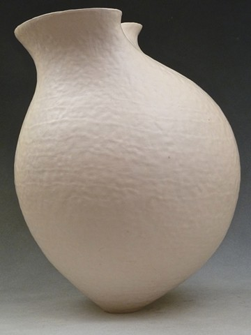 Hand built ceramic sculpture