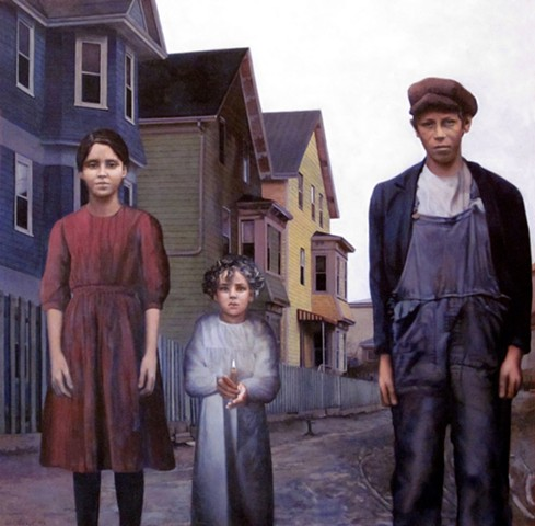 Mill Children, Fall River