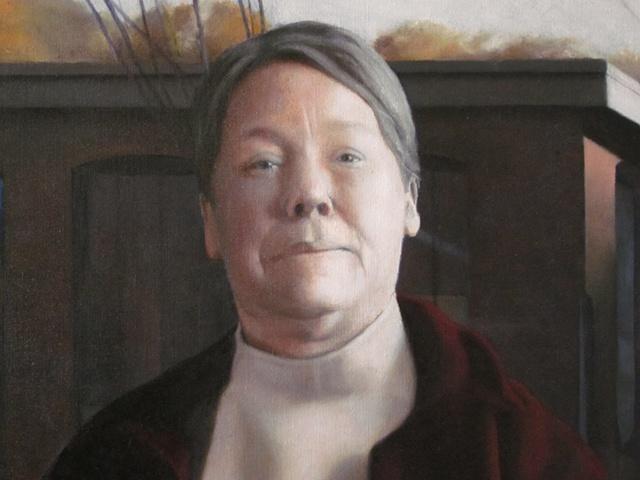 Elizabeth (detail)
