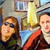 Nancy & Beth in Port Clyde