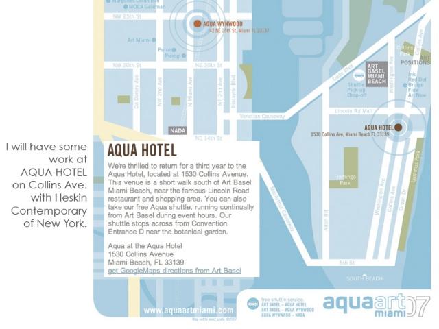 Miami 2007 AQUA ART FAIR