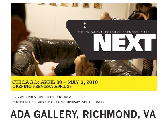 NEXT Contemporary Art Fair, Chicago