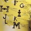 Alphabet of Hard Knocks (detail)
