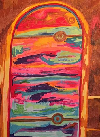 Rainbow Door, Doors of Mercy