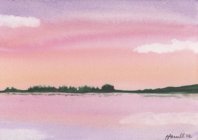 Bodega Bay Reflection