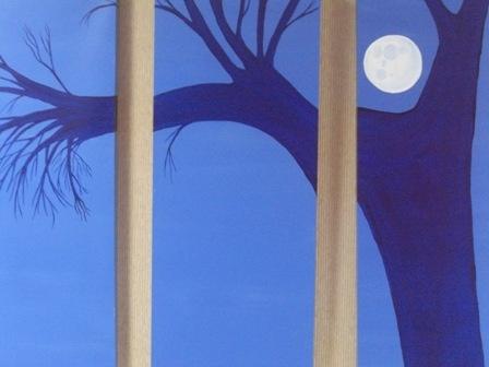 Triptych Tree