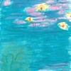 Waterlily from Monet