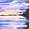 Estuary Reflection