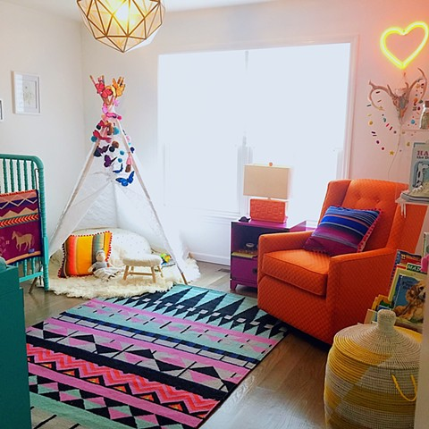 Kids Room- most fun space in the house!