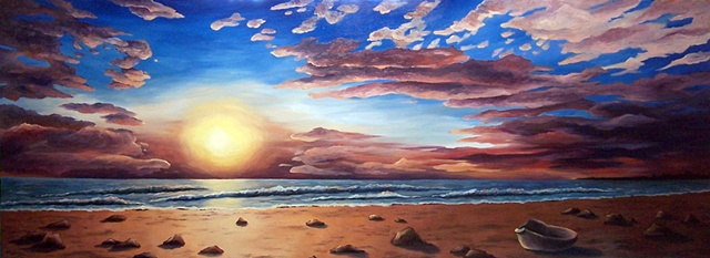 Horseneck Sunset