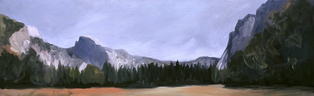 Yosemite Valley (study)