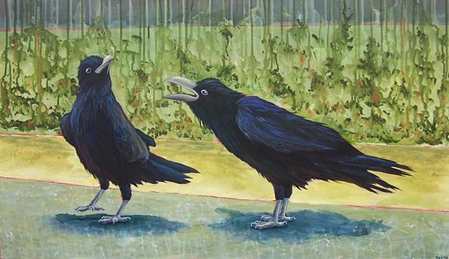 Two Ravens #3