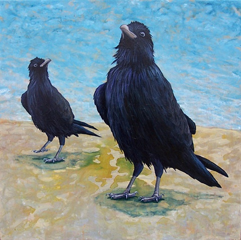 Two Ravens #2