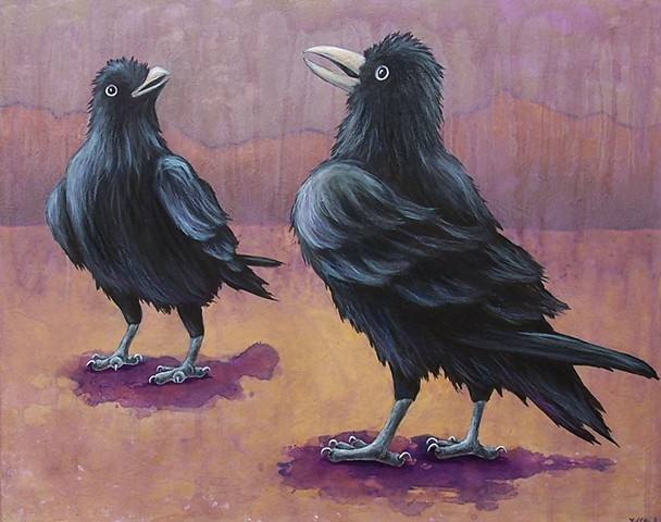 Two Ravens #4
