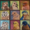Bird portraits (step 2)