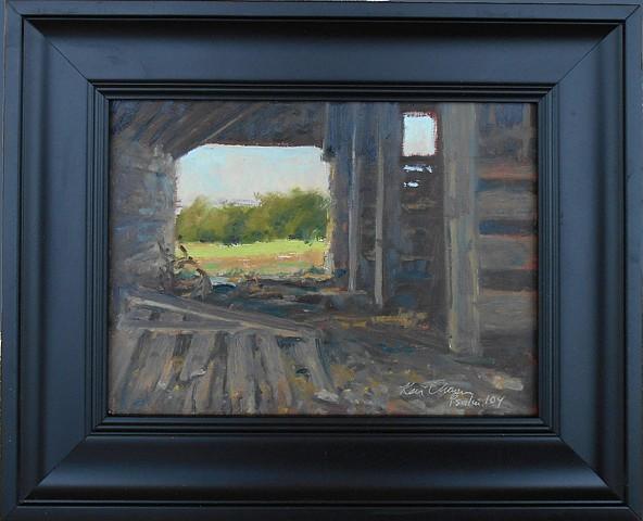 Kansas historic barns
