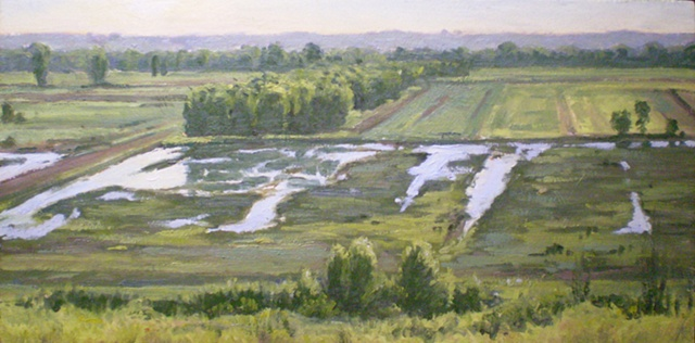 Nodaway Valley Plein Air Ken Chapin