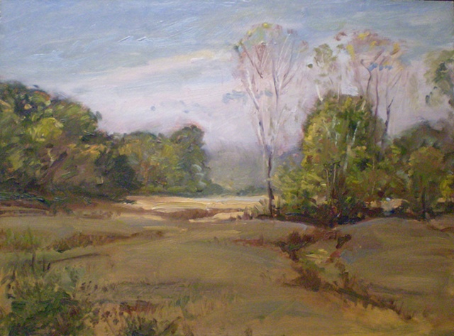 Plein Air Painting Ken Chapin Missouri