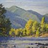 Animas River Morning, Colorado