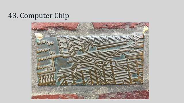 Computer Chip, Boston a significant high tech