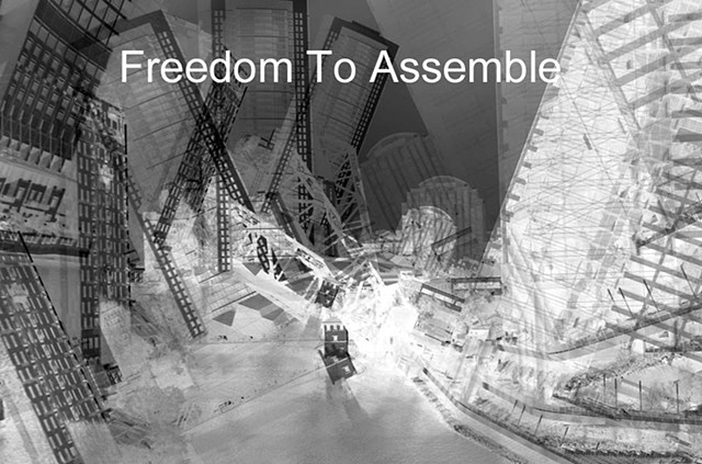 Miroslaw Rogala: Freedom To Assemble