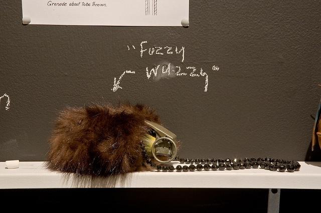 detail:  Fuzzy Wuzzy