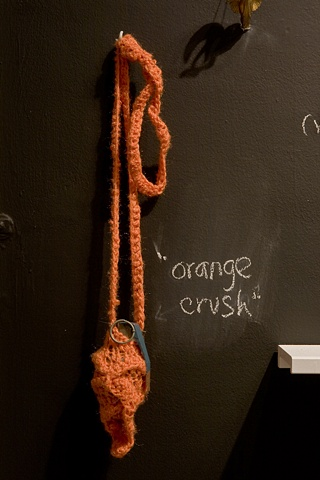 detail: Orange Crush