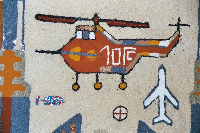 Detail Helicopter