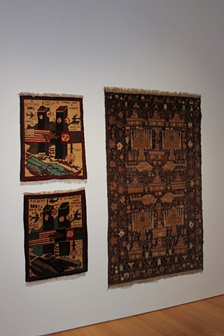 The Original War Rugs