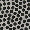 Black Plastic Dots