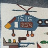 Detail, Helicopter, Grenade Launcher, Armored Personnel Carrier