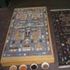 The original rug and the imitation