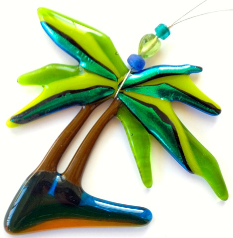 Palm Tree ornament/suncatcher...