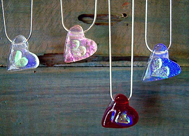 Little Heart necklaces