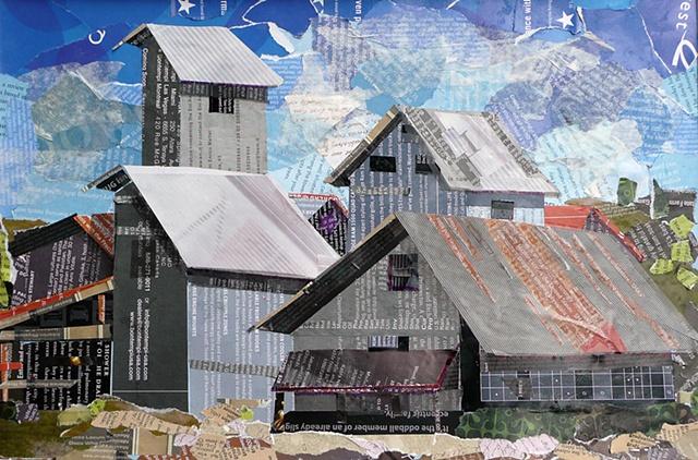 Oregon landscape series