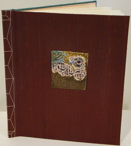 Book binding and watercolor by Patty Hammarstedt