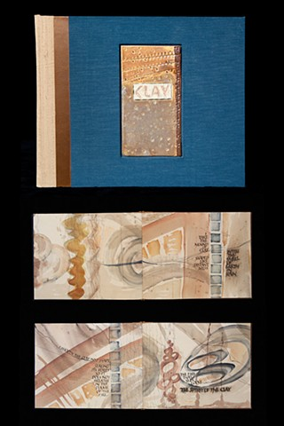 Book Art, Calligraphy, Mixed Media