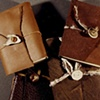 Leather Longstitch Journals