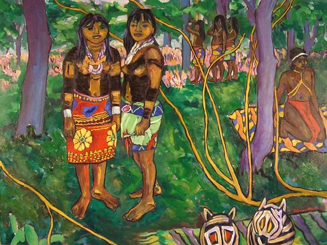 Panama Natives