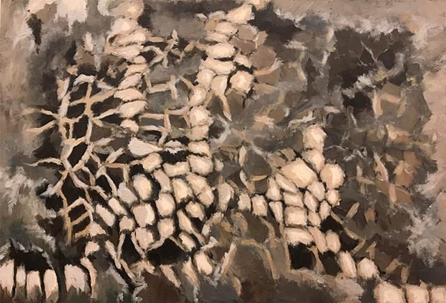 Sugar Painting Three