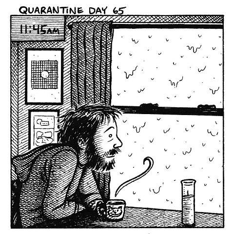 Quarantine Comics