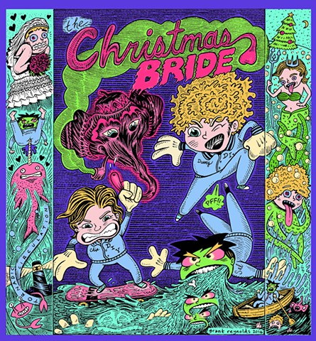 Christmas Bride - Tour Poster