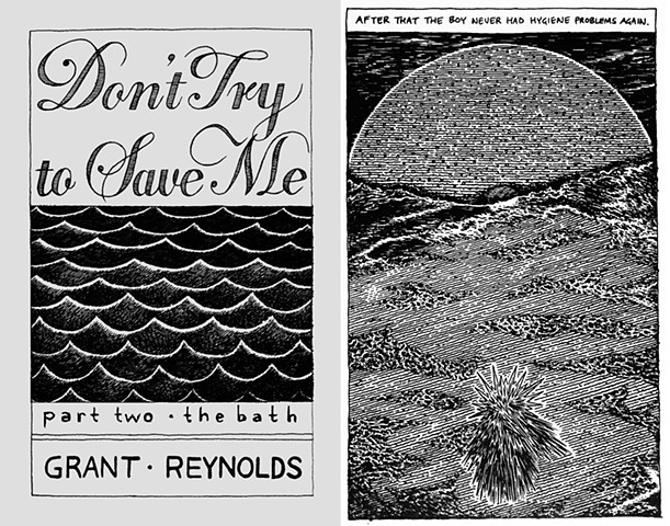 dont try to save me, grant reynolds