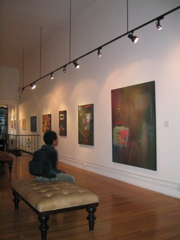 "GALLERY SHOT FROM SHOW ""COMMON BONDS"""