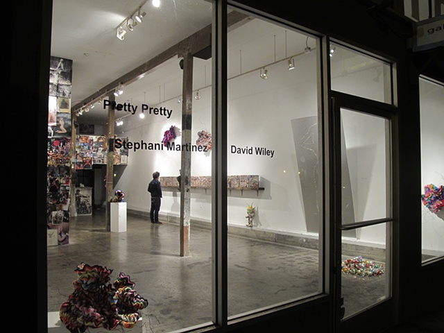 Pretty Pretty Show at Hatch Gallery Oakland Dec 2011-Jan 2012