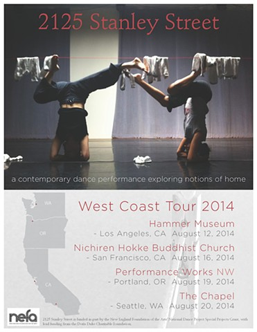 2014 West Coast Tour!